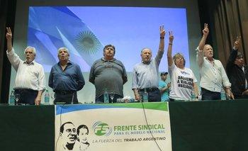 Unidad del peronismo: se reúne el PJ, que suma a Yasky a la mesa de Acción Política   Hugo moyano