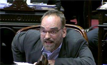 El mensaje desafiante de Fernando Iglesias sobre el Centro Cultural Kirchner   Redes sociales