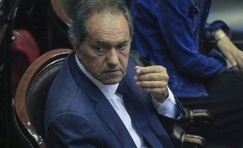 El kirchnerismo está enojado con Scioli porque faltó a la sesión para no votar contra Clarín | Cámara de diputados