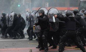 Myriam Bregman presentó un informe para denunciar el incremento de la violencia institucional en la Ciudad | Policía de la ciudad