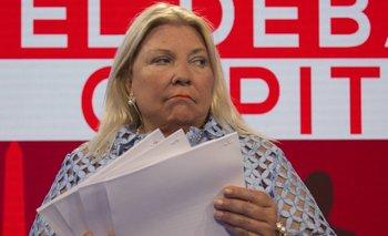 Elisa Carrió pidió que funcionarios políticos no puedan ser dirigentes de fútbol | Cambiemos