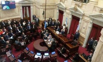 El senado postergó para 2019 la ley de financiamiento político   Senado