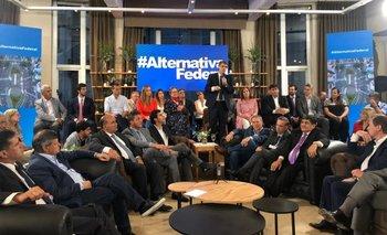 El kirchnerismo divide las aguas en Alternativa Argentina | Sergio massa