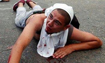 El duro relato de Mauricio Polchi, el periodista baleado durante la represión de 2001 | Represión