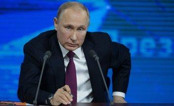 """Vladimir Putin alertó sobre la posibilidad de una guerra nuclear que """"conduzca a la muerte de la civilización""""   Nuclear"""