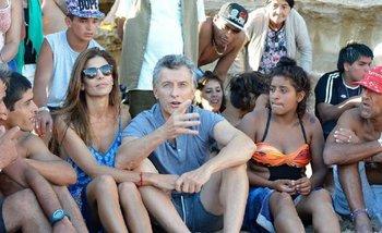 Tras un año para el olvido, Macri comenzó sus vacaciones en el Sur | Información general