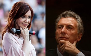 Los números de la última encuesta del año que hunden a Macri y favorecen a Cristina   Cristina kirchner