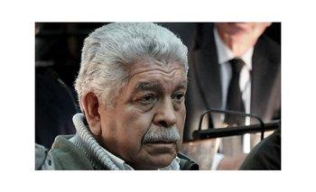 Murió José Pedraza, el histórico sindicalista condenado por el asesinato de Mariano Ferreyra | José pedraza
