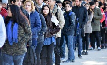 Pronostican que la desocupación llegaría al 13,6% en 2019 por la crisis económica | Desempleo