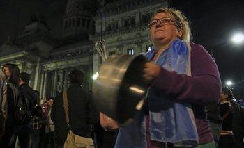 Cacerolazo en toda la Ciudad contra el tarifazo del Gobierno | Tarifazo