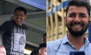 La respuesta de Tato Aguilera a Juan Román Riquelme | Elecciones en boca
