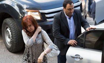 CFK declara en el juicio por obra pública    Juicio a cristina kirchner