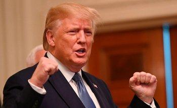 Trump anunció castigos contra Argentina y Brasil  | Alberto presidente