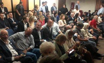 Quiénes fueron a Comodoro Py a respaldar a Cristina Kirchner | Lawfare