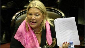 Para culpar a Cristóbal, Carrió denunció a Susana y Mirtha Legrand   Justicia