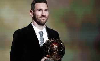 La declaración de Lionel Messi sobre su retiro | Balón de oro