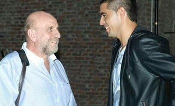 Pagani criticó a Riquelme y defendió a Tato Aguilera | Elecciones en boca
