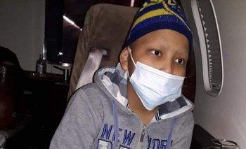 Vino desde La Puna por su hijo con leucemia pero la abandonaron | Desidia del sistema de salud