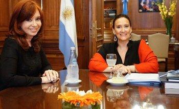 Los detalles de la reunión entre Cristina y Michetti | La transición