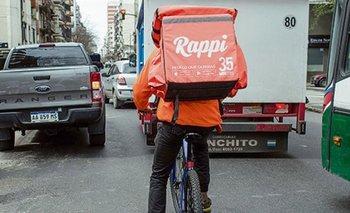 Un gremio anunció paro el día de la asunción de Alberto F. | Rappi