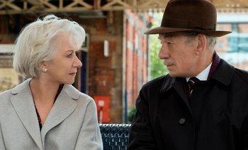 En The Good Liar, Helen Mirren y Ian McKellen dan cátedra de actuación | Cine