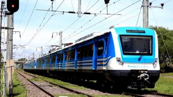 Después de cuatro horas, volvió a funcionar el tren Roca | Transporte