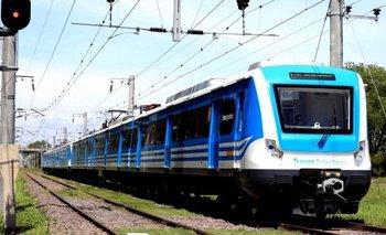 Tras siete horas, volvió a funcionar el tren Roca | Transporte