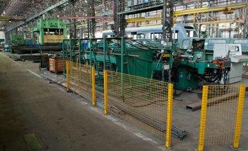 La industria terminó el 2019 trabajando a sólo el 56,9% | Crisis industrial