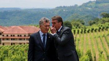 Bolsonaro volvió a apuntar contra Alberto Fernández | El amigo de macri