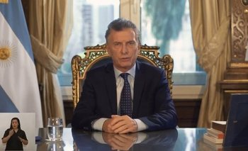 Macri volvió a culpar a las PASO por su fracaso económico | La despedida de macri