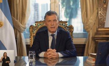 Cadena Nacional: Macri realizó un insólito balance de gestión | La despedida de macri
