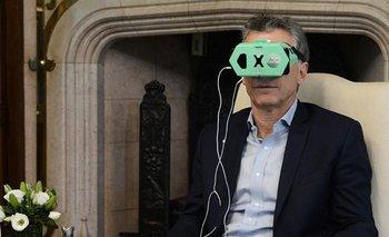 Macri celebró los tarifazos de su gobierno  | La despedida de macri