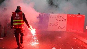 Masiva huelga en Francia contra reforma previsional | Francia