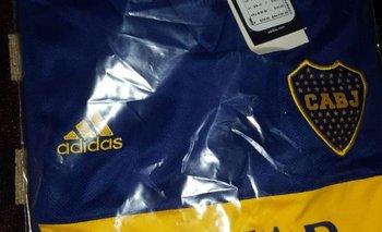 Se filtró la nueva camiseta de Boca para 2020 | Boca juniors