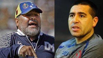Maradona defenestró a Riquelme, Ameal y Pergolini | Elecciones en boca