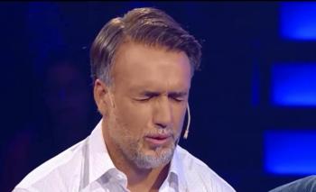 Batistuta lloró en el programa de Del Moro | Gabriel batistuta