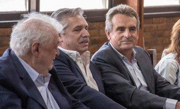Gabinete de Alberto: se viralizó un mensaje en Whatsapp | Alberto presidente