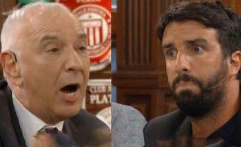 Flavio Azzaro y Mauro Viale se pelaron por Riquelme | Televisión