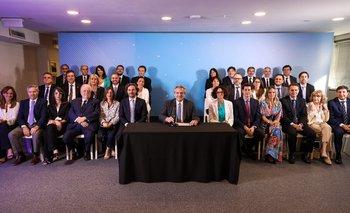 Confirmado: Todos los ministros del Gabinete de Alberto Fernández | Nuevo gabinete