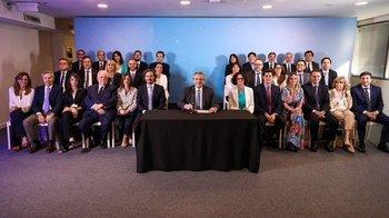 Exclusivo: las medidas urgentes que ya tienen listas Alberto y su gabinete | Medidas
