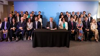 Equilibrios y equilibristas | Alberto presidente