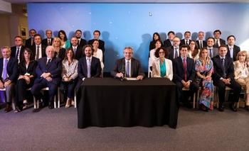 Las mujeres cambiaron el perfil educativo del Gabinete | Alberto presidente