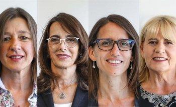 Las mujeres clave del gabinete de Alberto Fernández   Alberto presidente