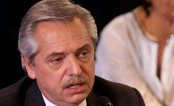Alberto advirtó que ex funcionarios macristas de AYSA cobraron indemnización | Alberto presidente