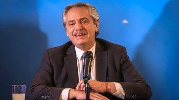 Alberto dejó abierta la posibilidad de un bono de fin de año | El gabinete de alberto
