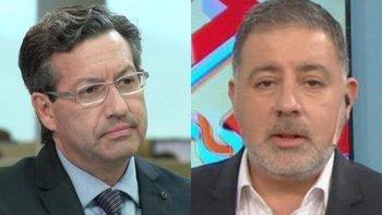 El tenso cruce entre Fabián Doman y Ceferino Reato | Intratables