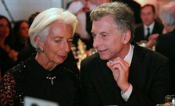 El Banco Mundial confirma que la plata del FMI se fugó | Alberto fernández