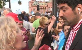 Simpatizantes de Macri atacaron y golpearon a movilero de C5N | Mauricio macri