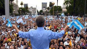La despedida de Macri: Cumbia, odio anti K y clasismo | Mauricio macri