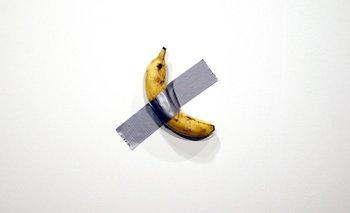 Por qué una banana cuesta 120.000 dólares  | Arte